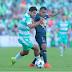 Santos ganó 3-1 a Pumas