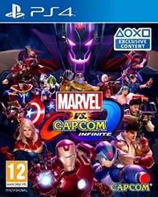 Marvel vs Capcom Infinite Arabic