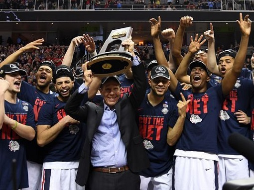 Gonzaga's Mark Few reaches the Final Four at last