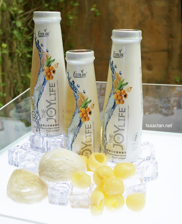 'The Joy Of Life' Collagen Bird's Nest Beverage Launched
