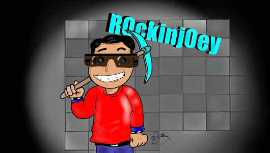 Rockinj0ey- Minecraft