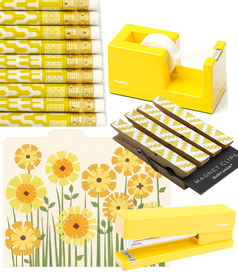 { Happy Habitat }: Cool Office Supplies/Desk Accessories