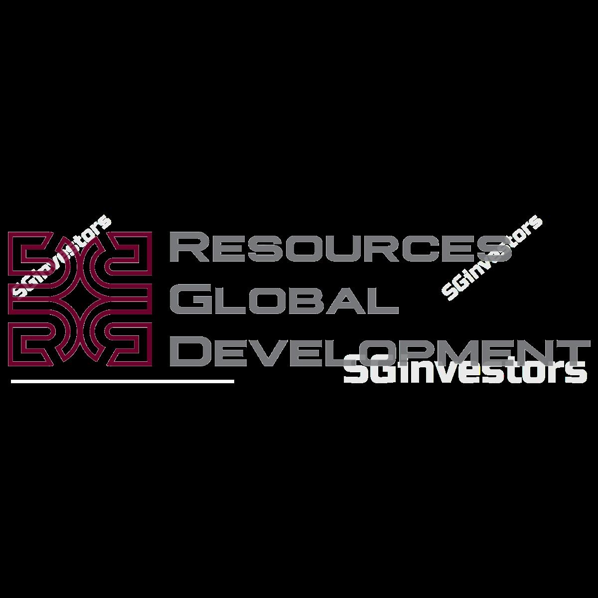 RESOURCES GLOBAL DEVT LIMITED (SGX:QSD) @ SGinvestors.io