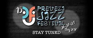 Στις 26, 27 και 28 Μαΐου το Preveza Jazz Festival!