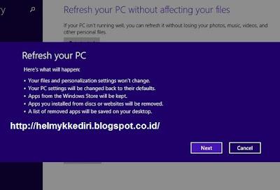 Memperbaiki Windows Tanpa Install Ulang