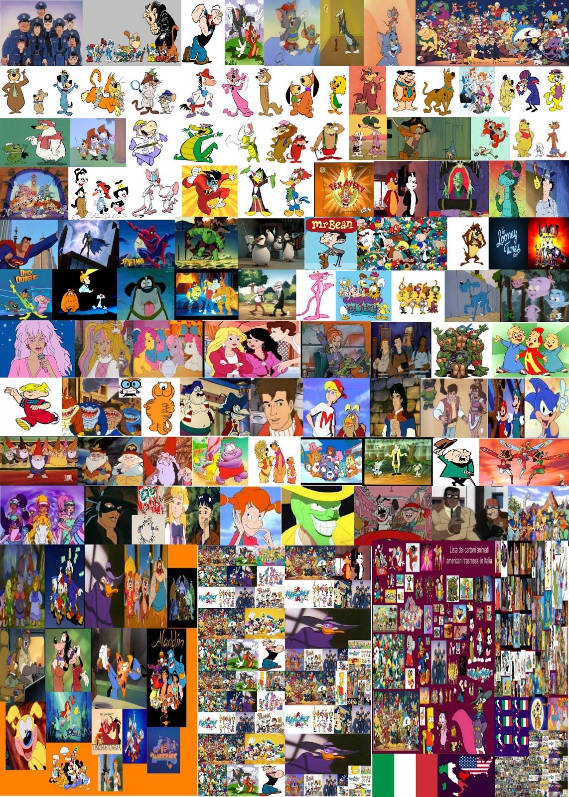 Censura nei cartoni animati degli anni viralximo notizie