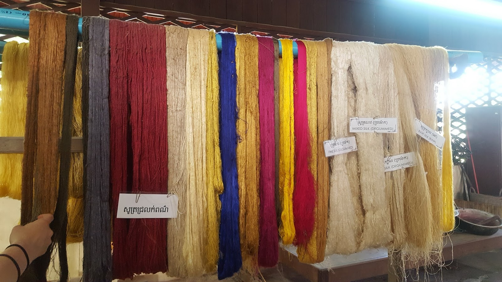sericulture raw silk Sericulture like wool, silk is a natural protein fiber the larvae of the bombyx mori moth, commonly known as silkworms raw silk fibers are more ribbon-like.