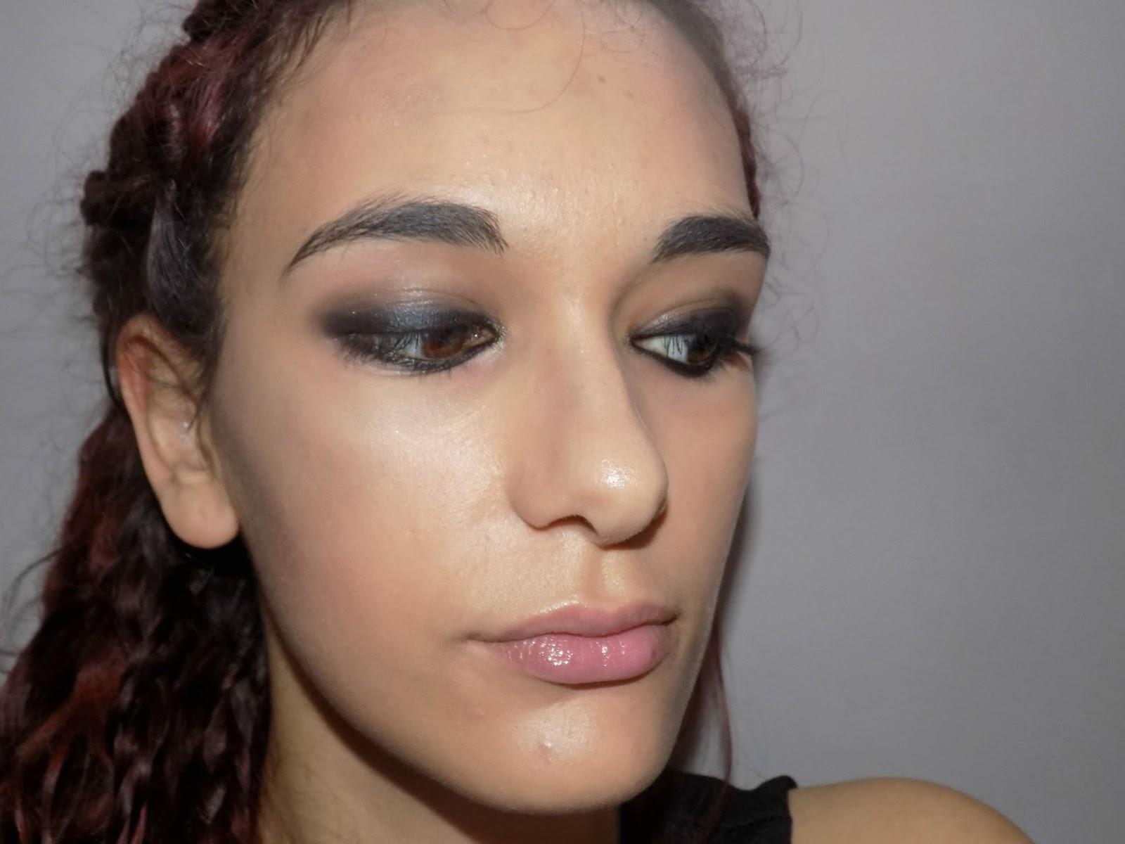 Julia Speaks Beauty Lagertha Vikings Makeup Hair Tutorial