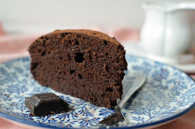 ciasto%2Bczekoladowe%2Bz%2Bfasol%25C4%2585 Czekoladowe ciasto z fasoli bezglutenowe