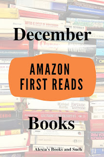 Amazon First Reads titles for December 2018: True Places by Sonja Yoerg, Last of the Stanfields by Marc Levy, Hunt Them Down by Pierce Hunt, Girl at the Border by Leslie Archer, Road Beyond Ruin by Gemma Liviero, and Future Perfect by Victoria Loustalot