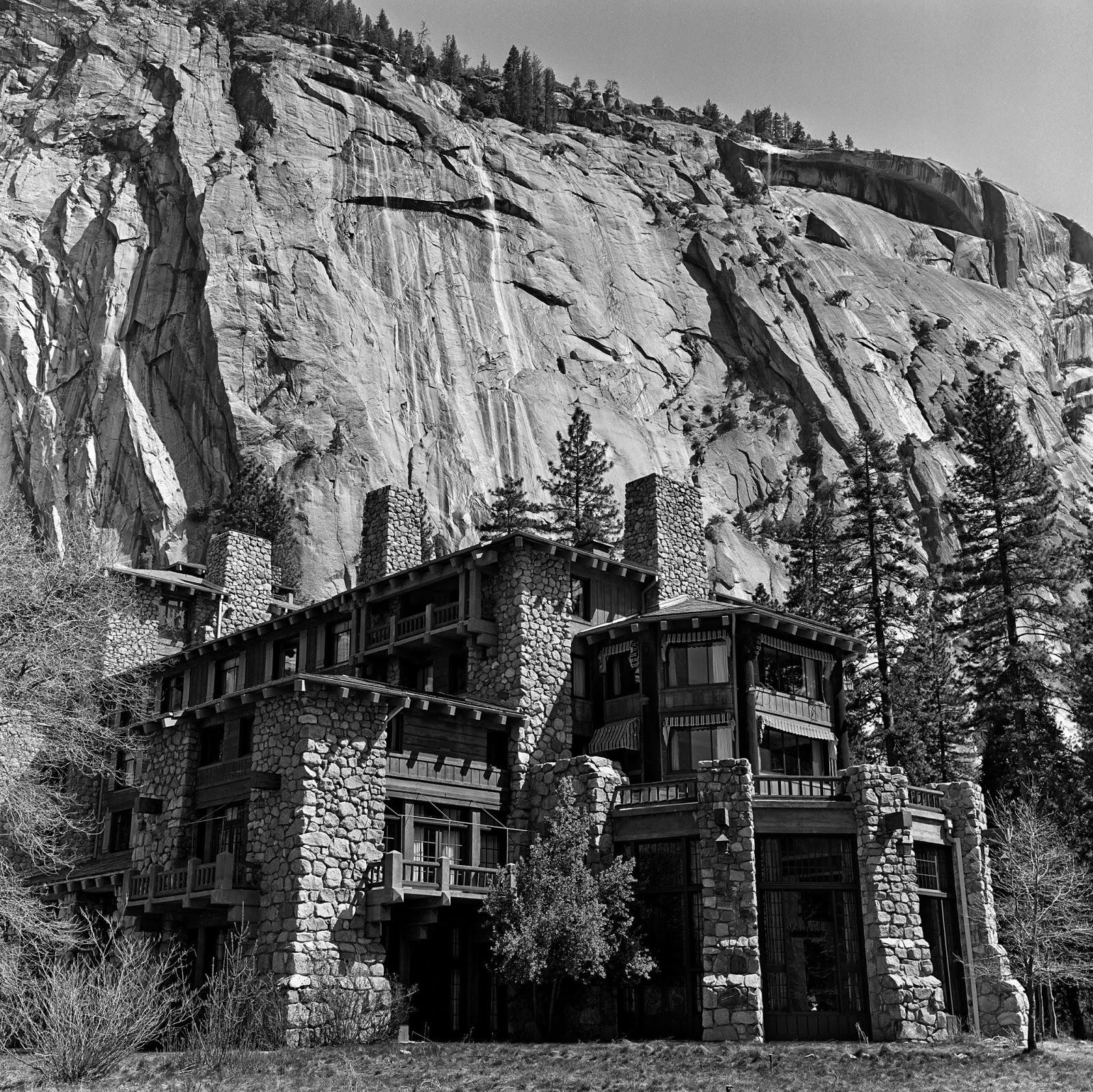 Ahwahnee Hotel Kitchen Yosemite California: Environment, Law, And History