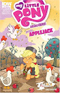 My Little Pony Micro Series #6 Comic Cover Jetpack Variant