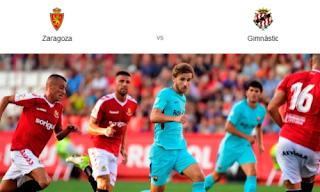 Prediksi Real Zaragoza vs Gimnastic