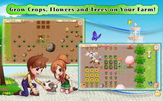 Download HARVEST MOON: Seeds Of Memories v1.0 Apk Android