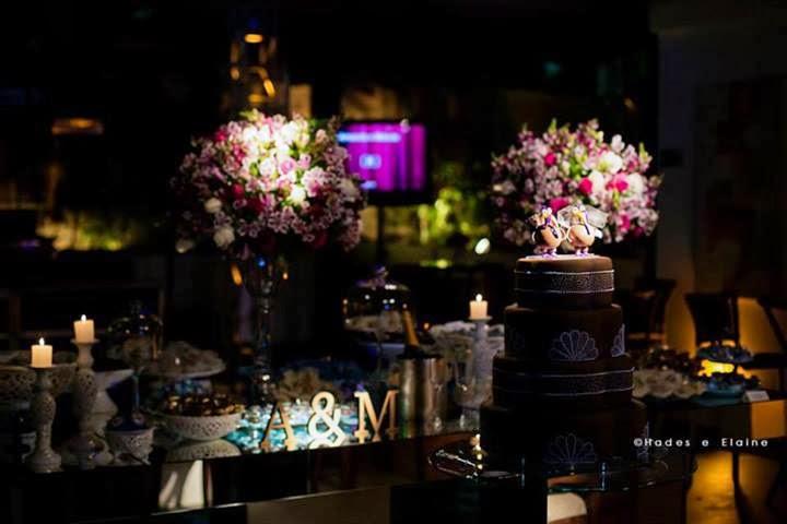 decoração - letras mdf - topo de bolo - bolo