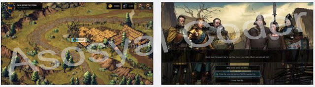 yeni, witcher, oyunu, meve, thronebreaker, throne, breaker, the, witcher, tales,
