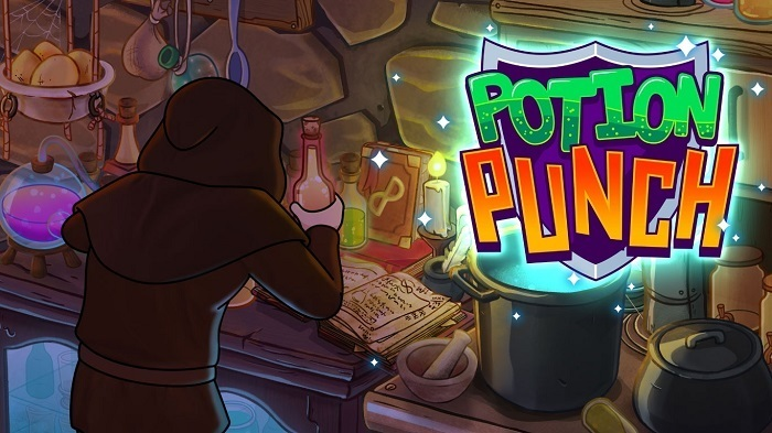 Game - Potion Punch v5.0.2 Apk Mod Money