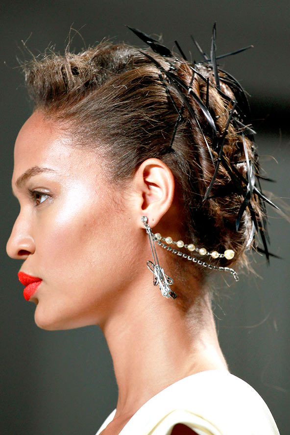 Fashion Hairstyles Hairstyle Trends For The Summer Of 2012
