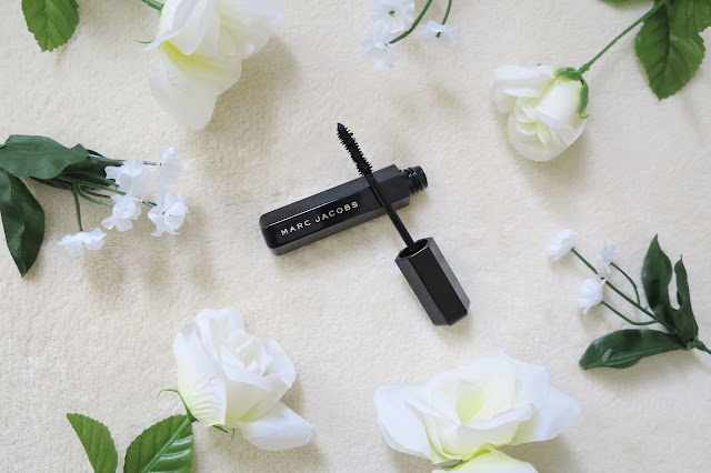 Velvet Noir Mascara, Marc Jacobs, Review, Reseña, rimel de volumen, cruelty free, vegan