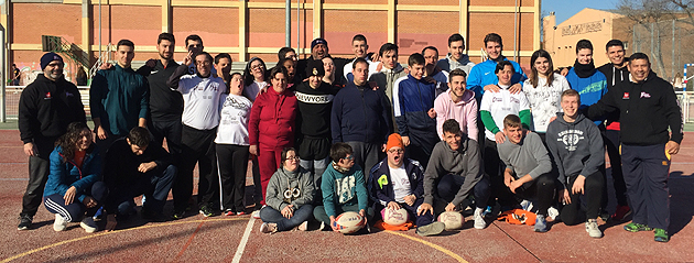 Rugby Aranjuez Litterator