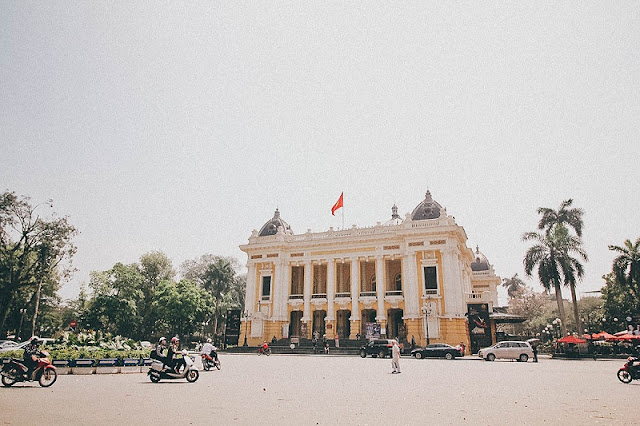 Take a Stroll in and around Hanoi's Old Quarter in Vietnam 6