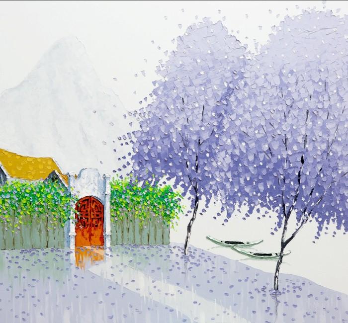 Современные вьетнамские художники. Phan Thu Trang 9