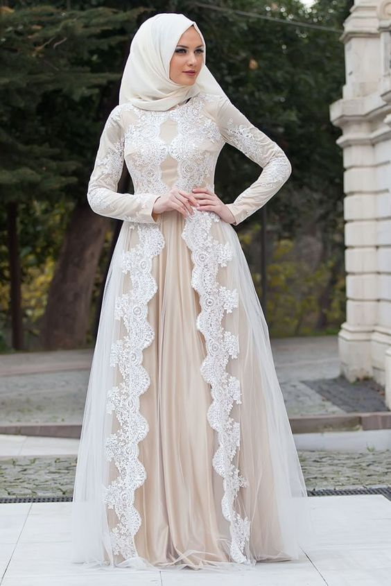 Top 10 Muslim Wedding Dress in This year