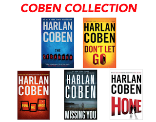 Coben Collection: The Stranger - Home - Don't Let Go - Missing You - Fool Me Once
