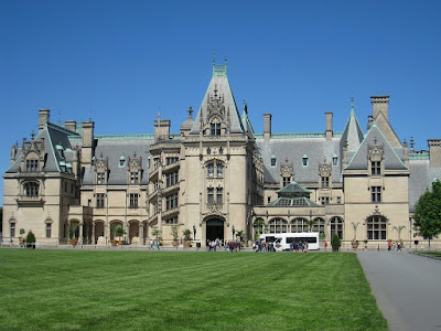 Biltmore Estate In Asheville North Carolina