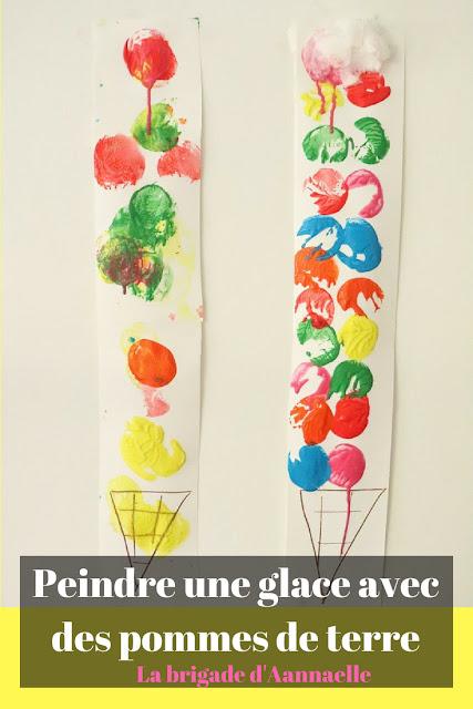 activité-glace-peinture-enfant