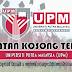 Jawatan Kosong di Universiti Putra Malaysia (UPM) - 27 Mei 2019