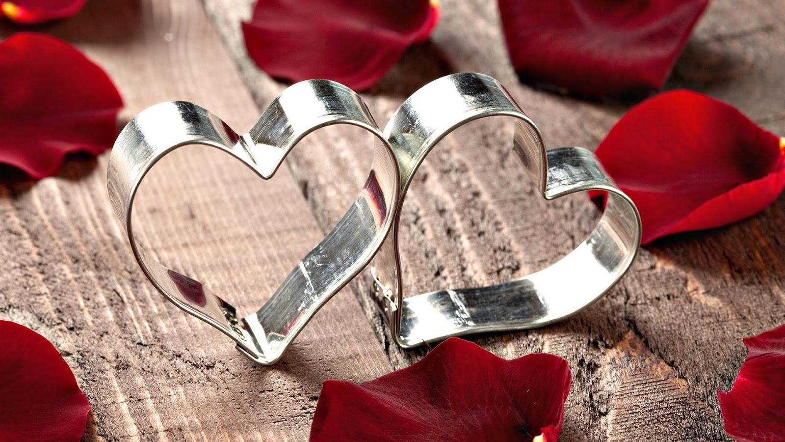 St Valentine Hearts, St Valentine Day