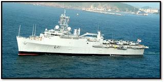 Operation Samudra Setu—By Indian Navy