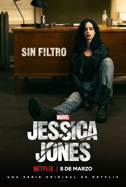 Los Lunes Seriéfilos & 'Marvel - Jessica Jones'