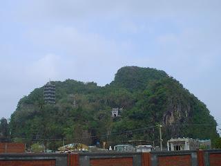 Pagoda in Danang (Vietnam)