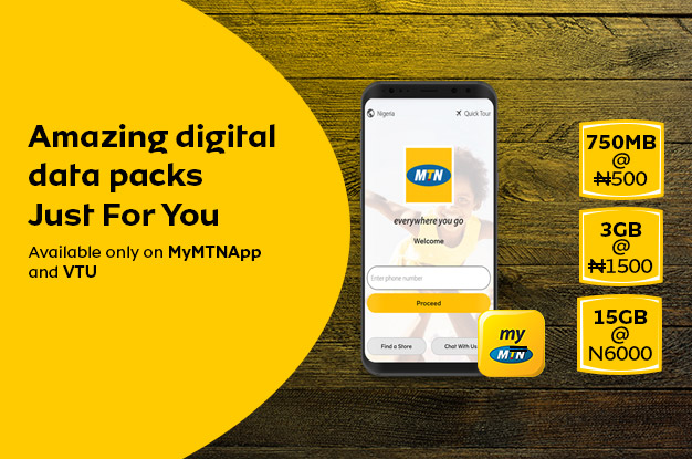 MTN Data Plan Bundles 2019 - Creativeheart