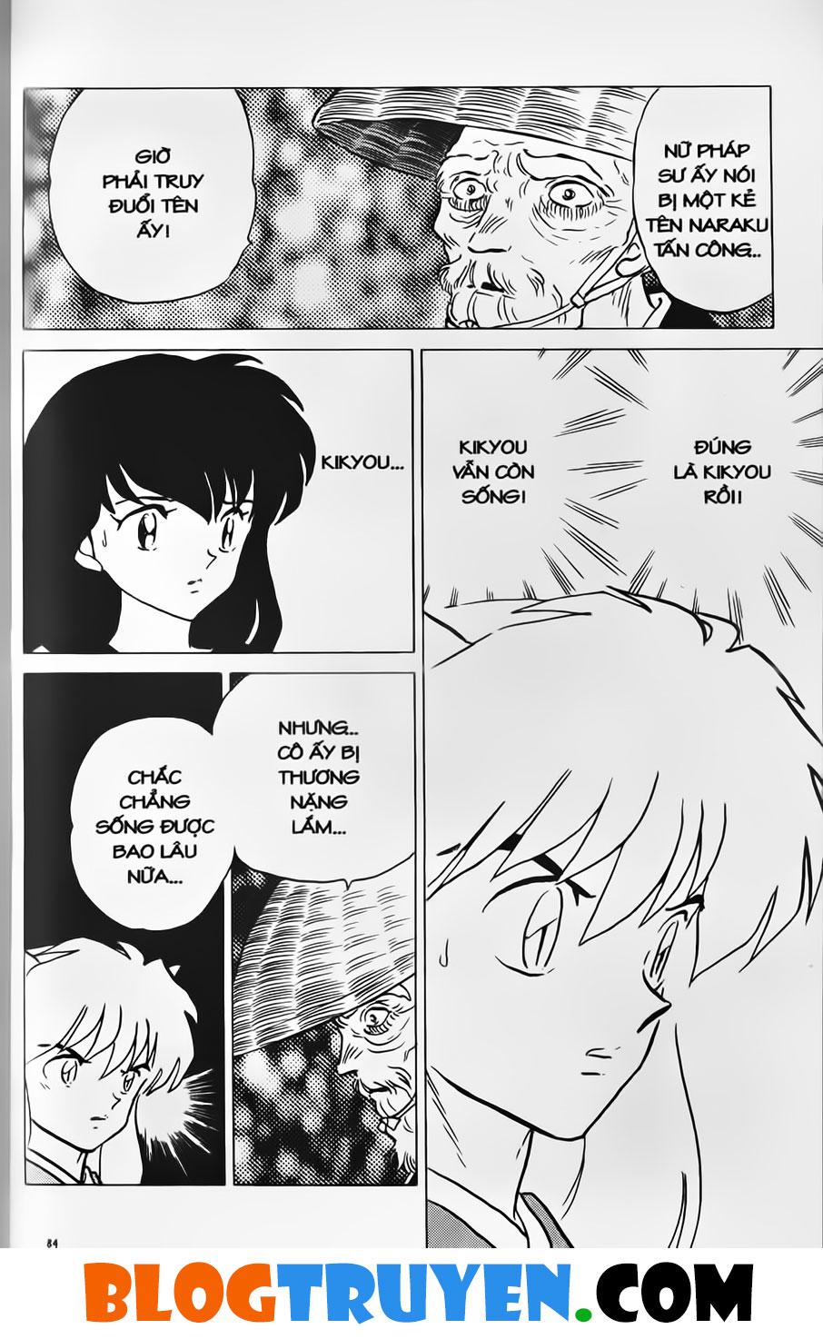 Inuyasha vol 29.5 trang 9