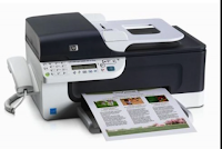 HP Officejet J4580 Driver Windows 10 download