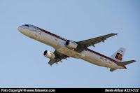 Airbus A321 EC-HUH