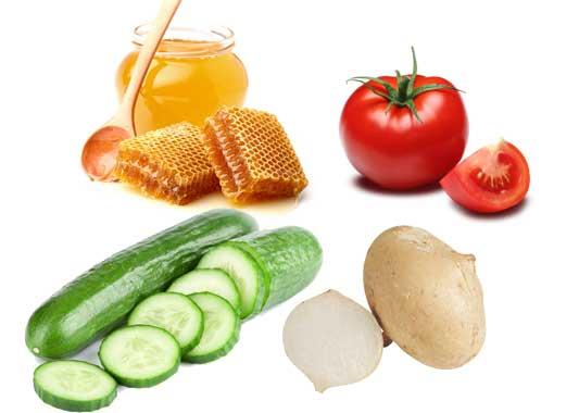 bahan untuk melembabkan kulit wajah secara alami
