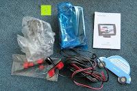Lieferumfang: AUTO VOX M1 Auto Rückfahrkamera mit Monitor 4.3'' TFT LCD Rückansicht Bildschirm mit IP68 wasserdichte Kamera für Einparkhilfe&Rückfahrhilfe, einfache Installation für die meisten Automodell