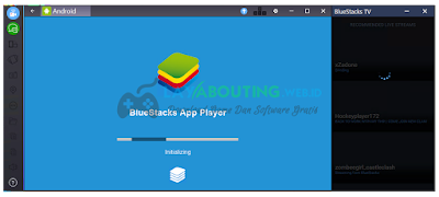 BlueStacks Terbaru 2.5.78.7302 Offline Installer