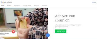 Blog jitu google adsense