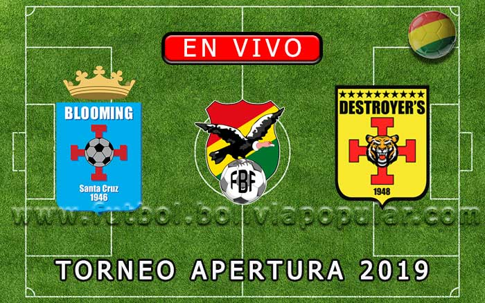 【En Vivo】Blooming vs. Destroyers - Torneo Apertura 2019