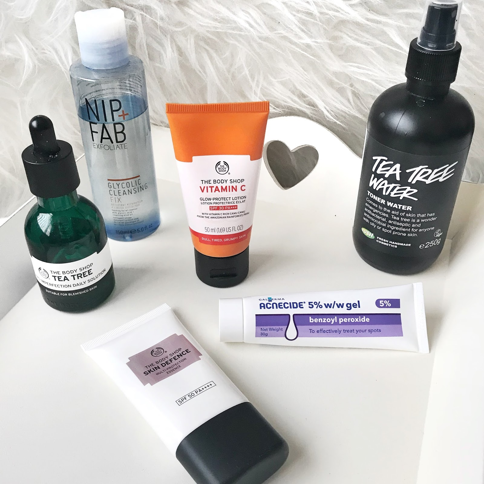 My Morning Skincare Routine Acne Prone Combination Oily Skin Sophie Ann Morrow