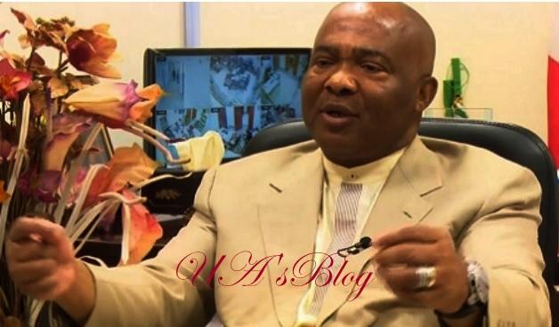 Story Of My Arrest Untrue, Okorocha Out To Destroy APC – Senator Uzodinma