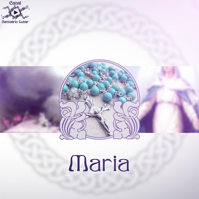 Maria - Deusa dos milagres e da maternidade | Wicca, Magia, Bruxaria, Paganismo