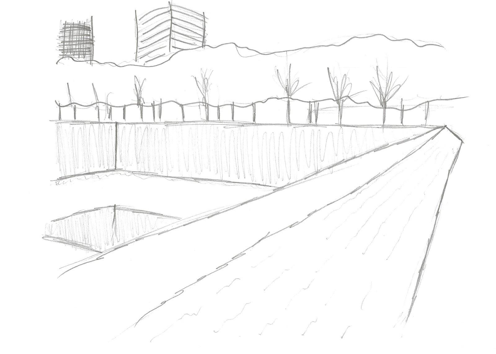 Mmu Landscape Architecture Karl Glenn 5 Sketches