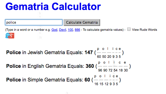 Gematria: Learning the Value of Numeration