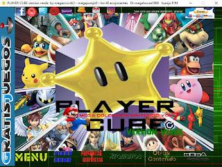 Player cube Version verde [Gamecube] [MEGA]